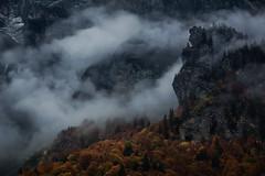 solitude.. (milos lach) Tags: onthewaytoainor autumn october alps sixtferacheval mountains