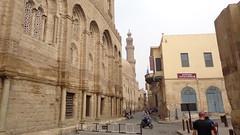 El Moez Street (Rckr88) Tags: muizz street v muizzstreet moez moezstreet islamiccairo egypt islamic cairo africa travel travelling streets road roads mosque masjid minaret minarets ancient relic relics qalawun complex