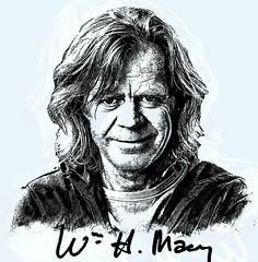 William H. Macy (Bob Smerecki) Tags: smackman snapnpiks robert bob smerecki sports art digital artwork paintings illustrations graphics oils pastels pencil sketchings drawings virtual painter 6 watercolors smart photo editor colorization akvis sketch drawing concept designs gmx photopainter 28 draw hollywood walk fame high contrast images movie stars signatures autographs portraits people celebrities vintage today metamorphasis 002 abstract melting canvas baseball cards picture collage jixipix fauvism infrared photography colors