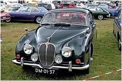 Jaguar 340 / 1968 (Ruud Onos) Tags: concoursd elegance 2017 jaguar 340 1968 jaguar3401968 dm0137