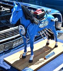 Horsepower (Chad Horwedel) Tags: horse custom sterlingmainstreet sterling illinois