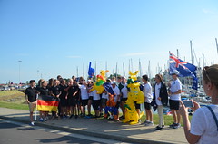 Laser WM 2017 (ssvaw_scharmuetzelsee) Tags: laser wm weltmeisterschaft 2017 segeln see scharmützelsee ssvaw nieuwpoort