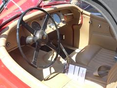 Jaguar XK140 DHC (1956) (andreboeni) Tags: classic car automobile cars automobiles voitures autos automobili classique voiture rétro retro auto oldtimer klassik classica classico jaguar xk xk120 xk140 drophead coupe convertible sports roadster cabrio cabriolet coupé dashboard fascia cockpit interior