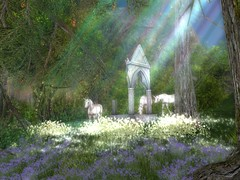Whimsy (pixelatenoor) Tags: sl sim unicorn fantasy princess fairy whimsical fairytale avatar secondlife secondlife:region=faerietale secondlife:parcel=lostunicornaunicornforestsanctuary secondlife:x=155 secondlife:y=140 secondlife:z=21