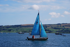 Sunday Sailing (Errols Cuz) Tags: boats seascapes yachts abbeyside countywaterford ireland teresaflynn