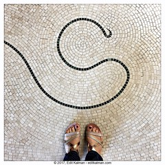 Beauty and courage (edit eye) Tags: abstract beauty courage feet floor fourseasons gresham hotel ilovebudapest love momentsinbudapest poetry quote rilke selfie stone