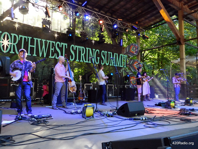 Northwest String Summit | Horning's Hideout, OR | 2017