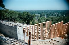 4000 Valparaiso Ave (menloparkplanning) Tags: 19840611 mp1980s menlopark sanmateocounty california construction scannedphoto historicalphoto historical thehill sharonheights 4000valparaisoave sharonhills