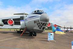 RIATStatic2017-215 (mcaviationphoto) Tags: royalinternationalairtattoo raffairford riat ur78820 0093496907 jet transport militaryjet militarytransport militarytransportjet strategicairlift ilyushinil76'candid' candid ilyushinil76md'candid' ilyushinil76 ilyushinil76md armedforcesofukraine zsu ukrainianairforce ukraine airforcecommandukraine 25thtransportaviationbrigadeukraine melitopolairbase ilyushin ilyushinaviationcomplex