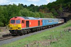 60100 Foley Park 18/05/2017 (Brad Joyce 37) Tags: 60100 class60 diesel locomotive engine train passenger mk2 severnvalleyrailway svr foleypark preserved nikon d7100
