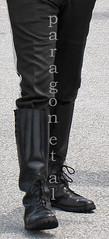 Motorcop on the beat (paragon et al.) Tags: police trooper cops motorcyclecop motorcop motorofficer highwaypatrolpoliceofficer boots patrolboots ridingboots tallmotorcycleboots dehner chippewa breeches gunbelts dutybelts