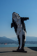 Digital Orca (Lynsay87) Tags: vancouver canada travel whale orca digitalorca waterfront