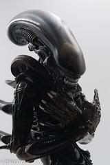 _DSC1014 (ZeroToyz) Tags: alien thedrone エイリアン revoltech 山口式 海洋堂 海洋堂山口式