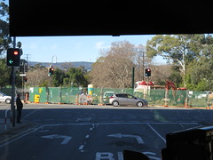 O-Bahn City Access Project - View from East End of Grenfell St (RS 1990) Tags: adelaide southaustralia friday 21st july 2017 obahn underpass tunnel grenfellst