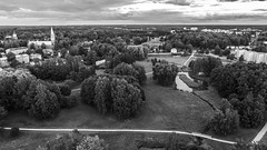 Valuoja org in Viljandi (Kristjan / Stuudiopunkt OÜ) Tags: viljandi droon done aero