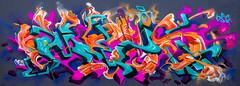 phibs (Greg Rohan) Tags: graffitiart graffiti graff spraypaintart spraycanart streetphotography aerosolart urbanwalls urbangraffiti urbanart urban streetart paintedstreetart paintedwalls artist artwork art arte 2017 d7200