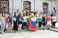2017 Colombia Flag Raising-007 (Philly_CityRep) Tags: cityofphiladelphia colombia flag raising