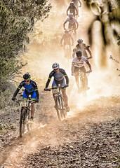 Bici Cross (Peideluo) Tags: sport bike man deporte extreme bicicletas carrera montaña nikon