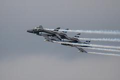Midnight Hawks, British Aerospace Hawk 51, RIAT 2017, RAF Fairford, 20170713 (georgeland675) Tags: fastjettrainer militaryjet