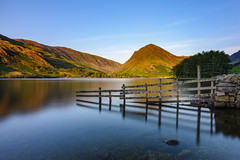 Fleetwith Pike from Buttermere (Joe Hayhurst) Tags: buttermere cumbria d610 england joehayhurst lake lakedistrct landscape mountain nikon summer