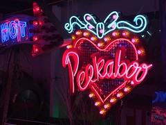 God's Own Junkyard (jericl cat) Tags: walthamstow london gods own junkyard neon sign art collection heaven peekaboo
