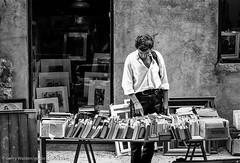 The Browser (gwpics) Tags: books france man outside 1994 monochrome french street people paris mono streetphotography eu blackandwhite black white lifestyle male men person socialcomment socialdocumentary society bw blackwhite exterior outdoors
