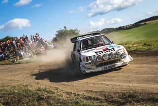 Peugeot 205 T16 Evo2 Group B