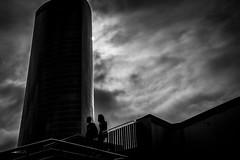 Torre_Iberdrola (Crebolledof) Tags: fotografíaurbana calle street bw blancoynegro streetphotography fotografíacallejera