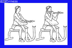 Evost Seated Preacher Curl A-3044 Gym Equipment (evostfitness.com) Tags: evostfitness seated preacher curl a3044 is gym favorite by those looking for little variety their curlboredom sit seat bench where your arms torso firmly planted against padsee morehttpbitly2gw2vls
