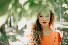 SOK_8466 (KirillSokolov) Tags: red girl portrait nikon nikkor d3s 5014g forest young pretty девушка портрет россия ру иваново никон 50мм лес листва парк nikonru ru russia рыжая кириллсоколов