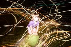 L Brooklyn Blur (K. McMahon) Tags: blur brooklyn child flash frog lights newyork newyorkcity nyc park thomascuitepark toddler