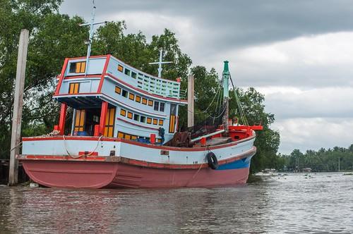 marché flottant amphawa - thailande 31