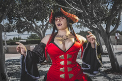 SDCC-42 (Taifa Photography) Tags: sdcc san diego comic con tekken 7 eliza