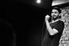 Drew Behm (chearn73) Tags: cricketscomedyclub thunderbay ontario canada onstage comedy drewb drew behm