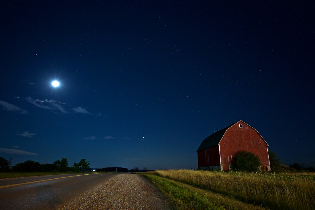 The World S Best Photos Of Farm And Night Flickr Hive Mind