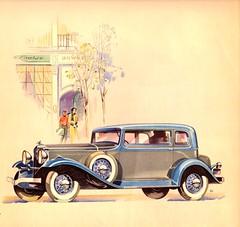 1932 Studebaker Dictator Eight St. Regis Brougham (aldenjewell) Tags: 1932 studebaker dictator eight st regis brougham brochure