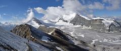 Against that backdrop (Alpine Light & Structure) Tags: üssersbarrhorn switzerland suisse schweiz alps alpen alpes snow valais