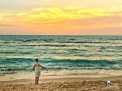 Mindfulness (cramirez.photography) Tags: clouds photography iphone atardecer paisaje sunset landscape playa zahora beach relax mind peace