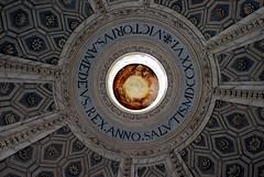 A matter of perspective(3) (dagherrotipista) Tags: superga cappella torino italy basilica prospettiva simmetrie chiesa iglesia church nikond60 chapel simetrias symmetry