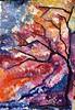 Tree of colours (rummush) Tags: rainbow acryluc tree colouredtree art painting rainbowtree