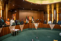 2. Ag. President swears in new ministers during FEC of 26th July0