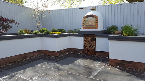Bramhall Landscape Design and Construction - Patios and Pizza Image 21