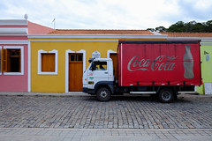 Coca-Cola Truck (marcelo_valente) Tags: guararema trem travel coke fuji colorful truck fujifilmxe2 cocacola xe2 fujifilm