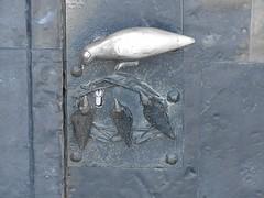 K21 Magdeburg cathedral door handle (mksfca) Tags: magdeburg germany europe saxonyanhalt eu