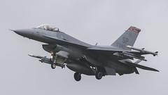 (431) Aircraft - General Dynamics F-16C AF91-0340 - Lakenheath (NikonJeremy) Tags: lockheedmartin usaf generaldynamics f16c af910340 lakenheath fightingfalcon
