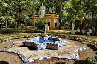 Sevilla en el Parque de María Luisa