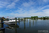 I can see for miles... (lauren3838 photography) Tags: boating laurensphotography lauren3838photography waterscape water bay chesapeakebay boats easternshore claiborne sky clouds catchycolorsblue blue md maryland talbotcounty d700 pier nikon workboats