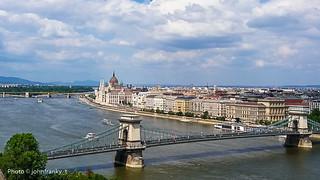 Chain Bridge (Budapest)---Ponte delle catene (Budapest)