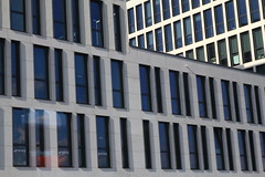 don't we work in squares all the time (raumoberbayern) Tags: abstract minimal munich münchen robbbilder lines linien urbanfragments building gebäude architecture architektur windows fenster