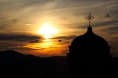 Pennabilli Landscape (Strocchi) Tags: pennabilli sunset tramonto landscape paesaggio church chiesa croce cross canon eos6d 24105mm